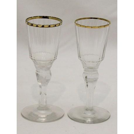 Small Louis-Seize-Goblets