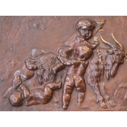 "Bronze Relief "" The..."