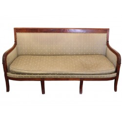 Triple Seater Empire Sofa-Bench-Settee