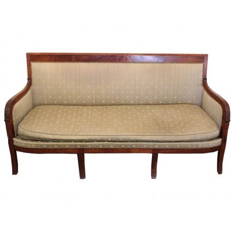Triple Seater Empire Sofa-Bench-Settee