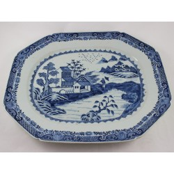 Big Chinese Plate