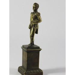 Small Bronze Statuette
