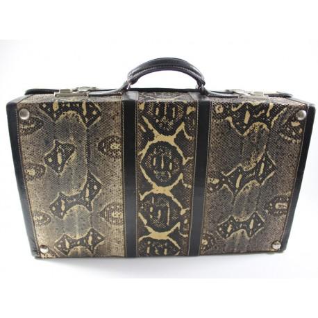 Snake Skin Suitcase