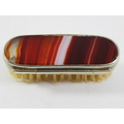 Small Agate Box with...