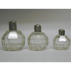 Set of Art-Déco Scent Bottles