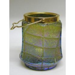 Art-Nouveau Cookie Jar