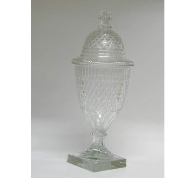 Crystal Covered Goblet