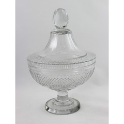 Voneche-Crystal Bowl with...