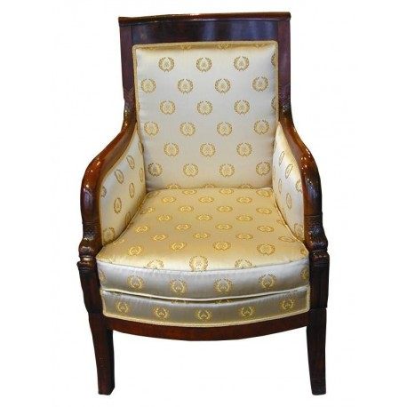 French Empire-Easy-Chair